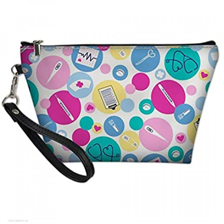 Cozeyat Make Up Bags Money Coin Clutch Pouch Female Zipper Travel Accessories Hand Held Roomy Bags