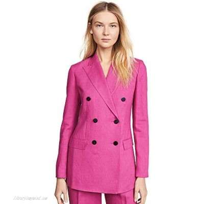 Theory Women's Double Breasted Tailor Jacket