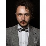 OLLY Unique Net Spider Bow Tie - Handmade Eco - Limited Unique Collection